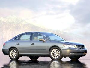 Hyundai Azera (US) 2005