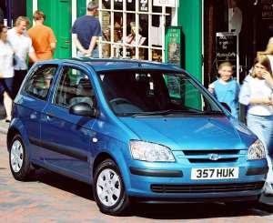 Hyundai Getz 1.1i 2002