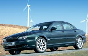 Jaguar X-Type 2.0D 2003