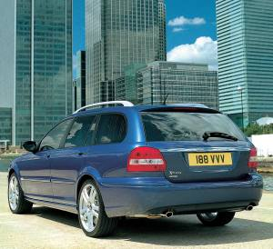 Jaguar X-Type Estate 2.5 V6 2003