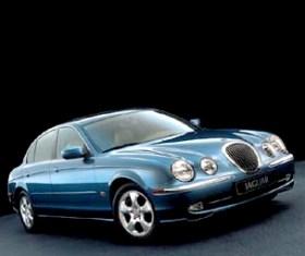 Jaguar S-Type 4.0 V8 1999