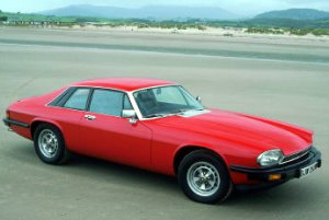 Jaguar XJ-S V12 1975