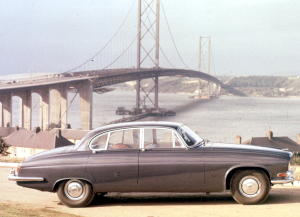 Jaguar Mark X 4.2 Overdrive 1964