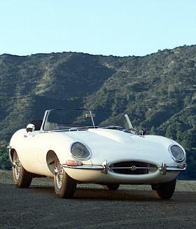 Jaguar E-Type 3.8 S1 Open Two Seater 1961