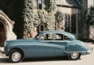 Jaguar Mark IX 3.8 1959