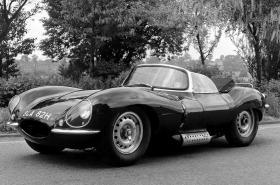 Jaguar XK-SS 1957