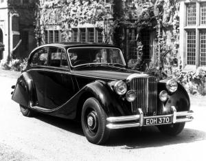 Jaguar Mark V 1949