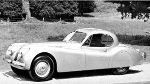 Jaguar XK 120 FHC 1948