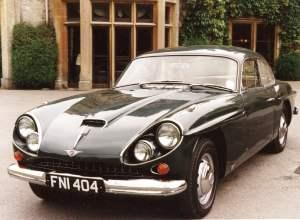 Jensen CV8 Mk I 1962