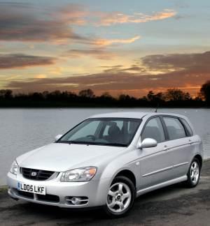 Kia Cerato 1.5 CRDi Hatchback 2004