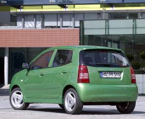 Kia Picanto 1.1 Automatic 2003