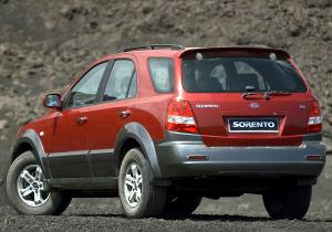 Kia Sorento 3.5 V6 2003