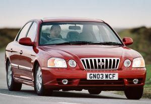 Kia Magentis 2.5 V6 Automatic 2000