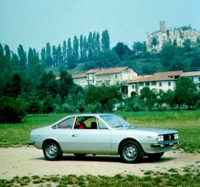 Lancia Beta Coupé 2000 1976