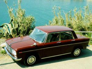 Lancia Fulvia Saloon 1963