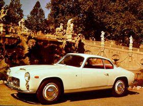 Lancia Flaminia Zagato 1956