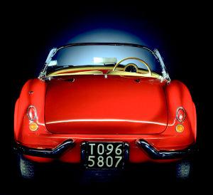 Lancia Aurelia B24 2500 GT Spider 1954
