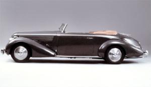 Lancia Astura Cabriolet tipo Bocca 1936