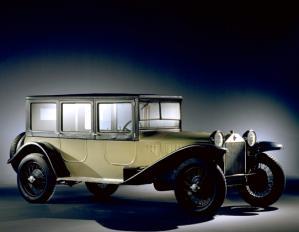 Lancia Lambda Tipo 67 1922