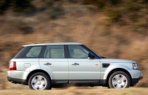 Land Rover Range Rover Sport Supercharger 2005
