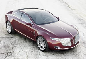 Lincoln MKR Concept 2007