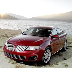 Lincoln MKS 2007