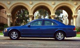 Lincoln LS V6 1999