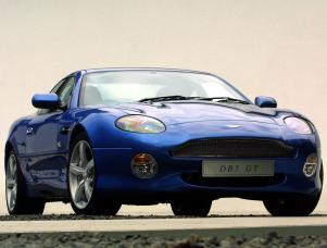 Aston Martin DB7 GT 2002