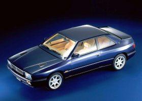 Maserati Ghibli 1992