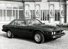 Maserati Kyalami 1976
