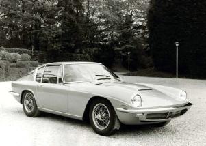 Maserati Mistral 1967