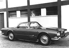 Maserati 5000 GT 1959