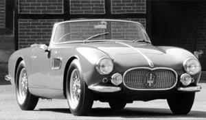 Maserati 150 GT Spyder 1957