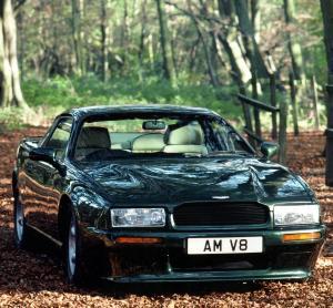 Aston Martin Virage 1988
