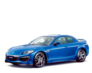 Mazda RX-8 Type RS (JP) 2008