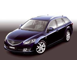 Mazda 6 1.8 Estate 2007