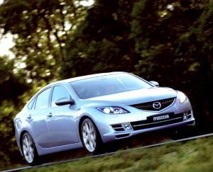Mazda 6 2.5 Hatchback 2007