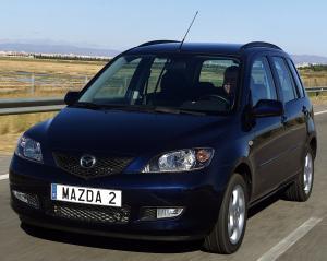 Mazda 2 1.25 2002