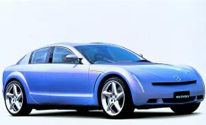 Mazda RX-EVOLV 1999