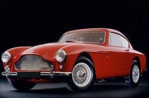 Aston Martin DB 2/4 Mk III Special 1957
