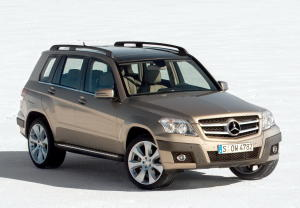 Mercedes-Benz GLK 220 CDI 4MATIC BlueEFFICIENCY 2008