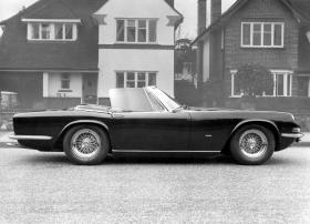 AC 428 Convertible 1967