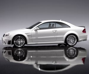 Mercedes-Benz CLK 63 AMG Black Series {C 209} 2007