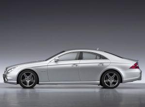 Mercedes-Benz CLS 63 AMG {C 219} 2006