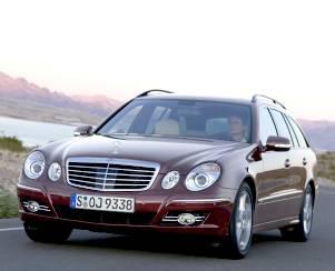 Mercedes-Benz E 320 CDI Estate {S 211} 2006
