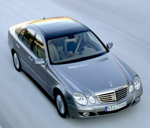Mercedes-Benz E 350 {W 211} 2006