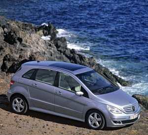 Mercedes-Benz B 200 CDi {W 169} 2005