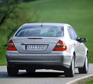 Mercedes-Benz E 320 CDI 4MATIC {W 211} 2005