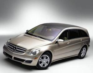 Mercedes-Benz R 500 {T 251} 2005