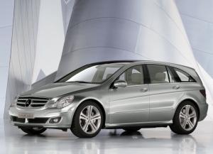 Mercedes-Benz Vision R 2004